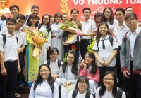 Giải thưởng Võ Trường Toản tôn vinh nghề giáo