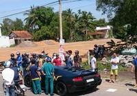 Siêu xe Lamborghini gây tai nạn chết người