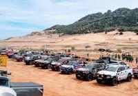 Sôi động giải đua xe địa hình Ninh Thuận