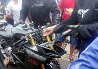 Yêu cầu làm rõ vụ tổ chức đua mô tô gây tai nạn