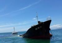 Bí ẩn tàu chở thép với 21.000 lít dầu chìm trên biển