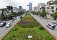 Hà Nội xén dải phân cách mở rộng đường Nguyễn Chí Thanh