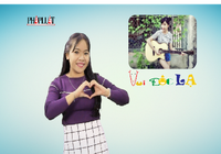 Vui Độc Lạ: Nữ sinh vừa đàn vừa hát mashup 10 hit Việt gây 'sốt'
