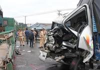 Clip: Hiện trường vụ tông xe liên hoàn trên quốc lộ 1A