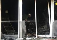 Clip: Hiện trường vụ cháy căn nhà 4 tầng ở TP.HCM