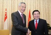Thủ tướng Singapore vui mừng sau 10 năm trở lại TP.HCM