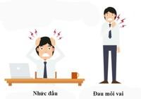 Một phút thay đổi tư thế giúp dân văn phòng hết đau mỏi