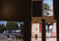 Độc đáo màn ghép video xuyên điện thoại, máy tính