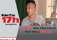 Cầm súng đuổi theo con nợ trên phố ở Đồng Nai