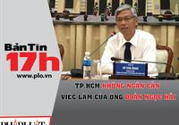 TP.HCM không ngăn cản việc làm của ông Đoàn Ngọc Hải