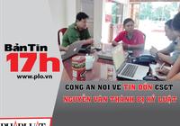Công an nói về tin đồn CSGT Nguyễn Văn Thành bị kỷ luật