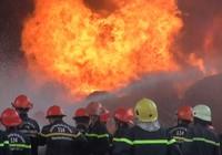 Hiện trường vụ cháy làm toàn TP Vũng Tàu mất điện