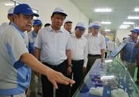 Bí thư Đinh La Thăng: 'Công nghệ cao mà lương 3,7 triệu là quá thấp'