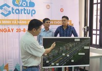 Thêm nhiều 'bà đỡ' cho khởi nghiệp công nghệ IoT
