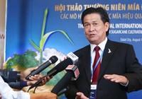 Đại gia Đặng Văn Thành 'thâu tóm' ngành mía đường