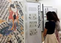 Triển lãm Manga đến TP.HCM sau khi chu du Âu, Mỹ