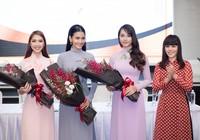 Hàng loạt hoa hậu làm đại sứ quỹ vì trẻ em