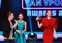Hồ Ngọc Hà nhận giải Cống hiến ở Giải âm nhạc Yan
