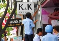 Cử tri TP.HCM: Tháo dỡ bạt che vỉa hè ảnh hưởng đến dân