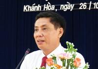 Khánh Hòa có chủ tịch tỉnh mới