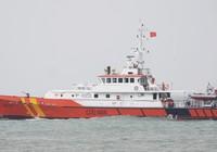 Tàu cứu nạn ra khơi cứu ngư dân bị bệnh nặng