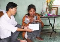 100 triệu đồng trợ giúp 2 gia đình có con bị chết đuối