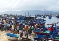 Khánh Hòa: Bão số 14 sơ tán dân trước 19 giờ hôm nay