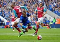 Vardy nhận án phạt 'nguội' của FA