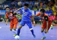 Vòng 10 giải Vô địch Futsal toàn quốc: Chen chúc nhóm giữa