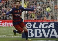 Messi ngang bằng kỷ lục của 'tiền bối' Koeman