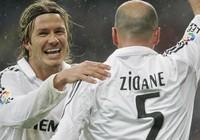 Beckham khuyên Real hãy trân trọng Zidane
