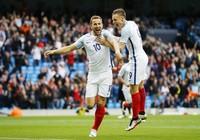 Giao hữu Anh - Thổ Nhĩ Kỳ: Vardy và Kane đều lập công