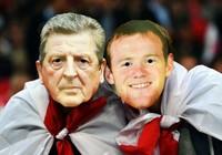 Người Anh chán thầy trò Roy Hodgson- Rooney