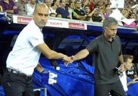 Pep Guardiola: Tôi và Mourinho bắt tay nhau như những người lịch sự