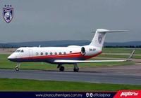 Hoàng tử Ismail… chơi sang thưởng máy bay cho đội JDT