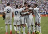 Chủ tịch của Real và HLV Barcelona đều… 'tự sướng'