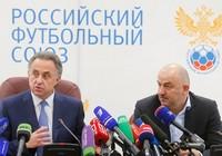 Tuyển Nga có HLV mới