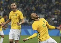 Trước bán kết bóng đá nam Olympic: Thủ môn của Honduras thách đấu Neymar