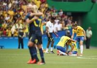 Bóng đá nữ Olympic: Brazil bị loại sốc