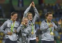 Bóng đá nữ Olympic: Đức xuất sắc đăng quang lịch sử