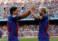 Trong một ngày, bộ ba Neymar, Suarez và Messi ghi 6 bàn