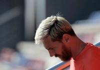 Messi quay lại tuyển nhưng chưa đá được vì bị chấn thương