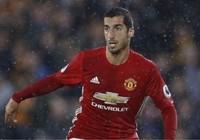 Mkhitaryan chấn thương, Mourinho bực tức