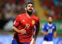 Vòng loại World Cup: 'Gã khùng' Costa ghi cú đúp, Kosovo gây ấn tượng