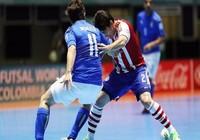 World Cup Futsal: Ý cũng thắng... như Việt Nam