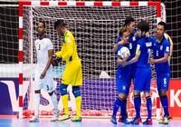 Futsal World Cup: Lội ngược dòng, Thái Lan đánh bại Cuba
