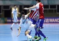 Futsal World Cup: Việt Nam thua 1-7 trước Paraguay