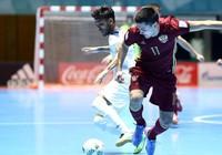 Futsal World Cup: Việt Nam gặp Nga ở vòng 16 đội