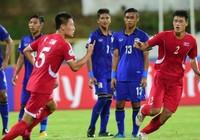 Vòng chung kết U-16 châu Á: Thái Lan… rụng