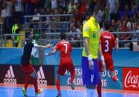 'Sốc nặng' vì Iran đánh bại Brazil của Falcao